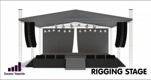 Rental Sewa Rigging Stage Dramaga