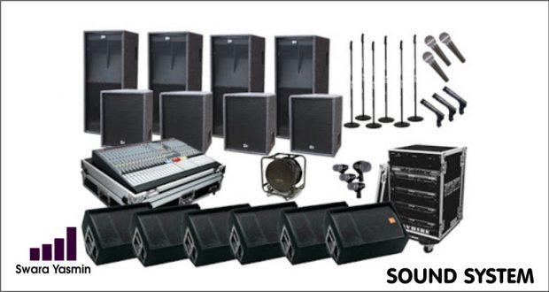 Sewa Sound System Cinere