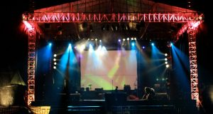 Rental Rigging Stage Megamendung